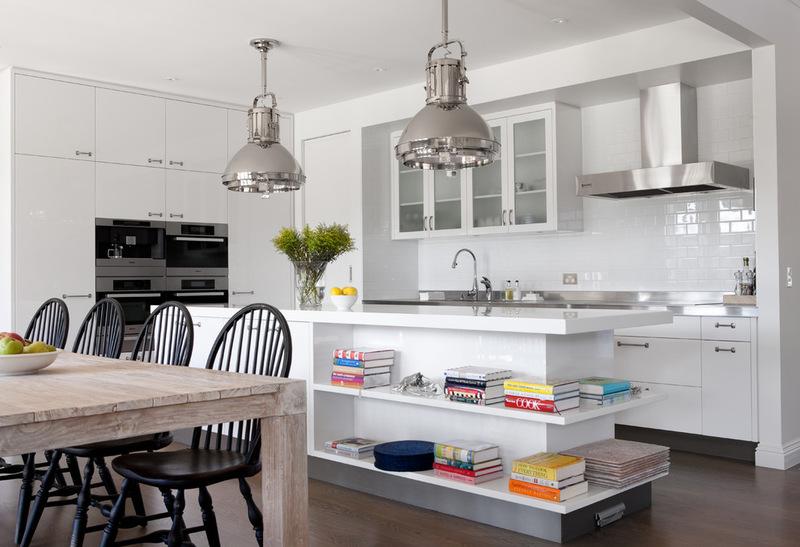 Кухни красного цвета дизайн
