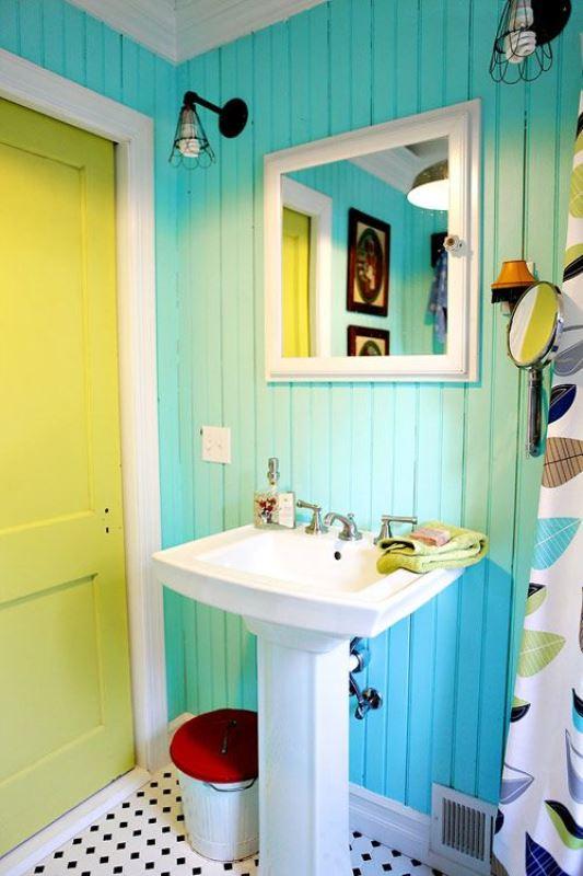 Пластиковые панели для ванной — фото