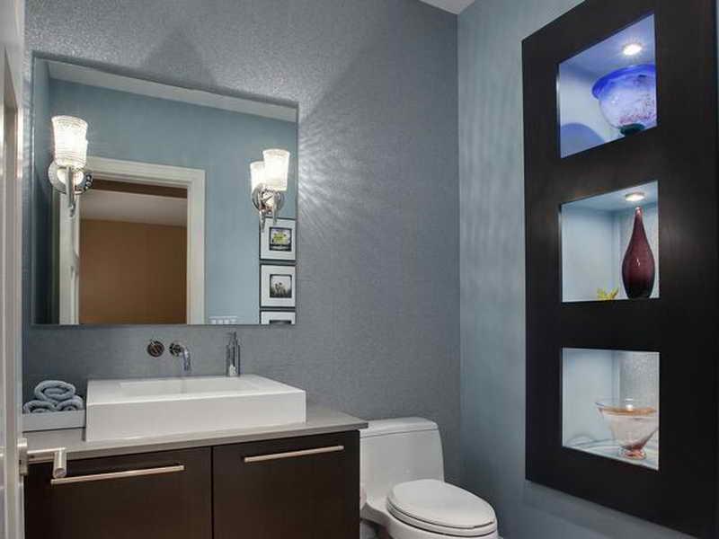 Интерьер туалета 85 фото идей
