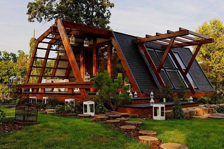 Soleta ZeroEnergy – маленький устойчивый дом