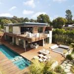 Butterfly Beach house: классическая смесь фото