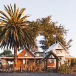 Разветвленный сельский дом фото