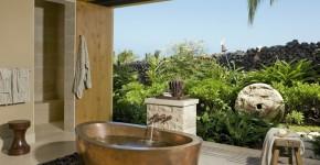 Интерьеры мечты: 14 фантастических ванных комнат, выходящих за грани фото
