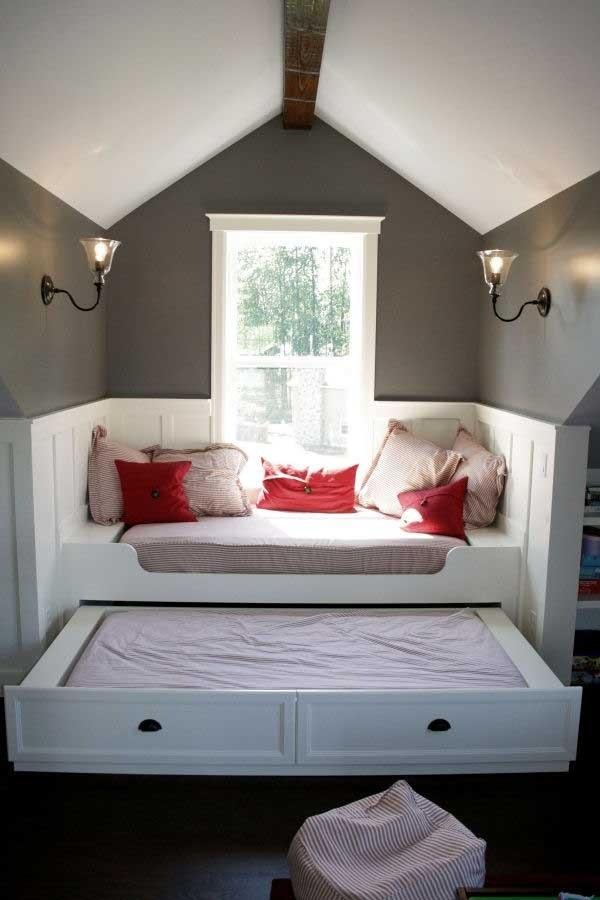Как сделать подиум в спальне в