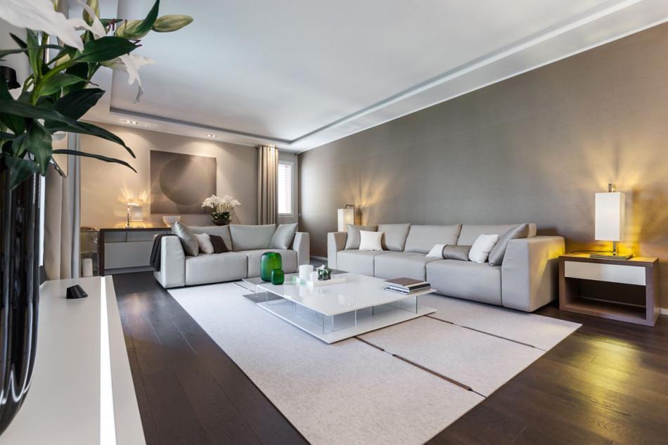 Просторные апартаменты в городке недалеко от Монако