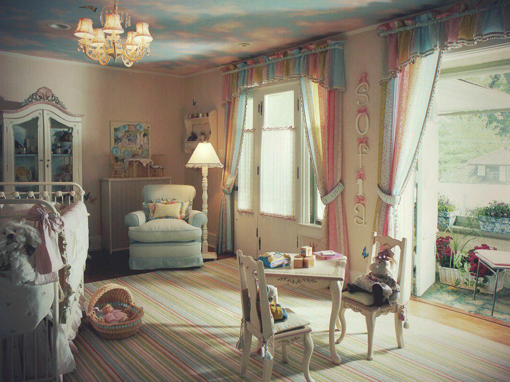 Decorazioni a soffitto — 20 Foto delle migliori idee
