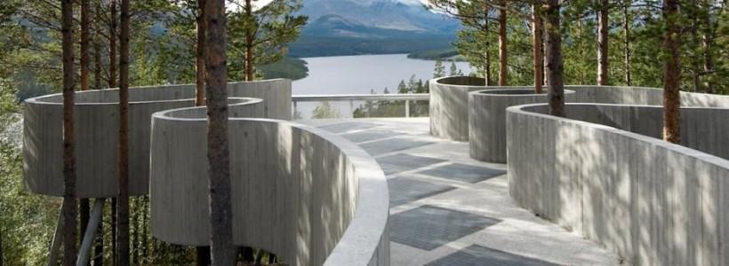 Смотровая площадка Карла-Вигго Хёльмебакка: открывая живописные виды Норвегии