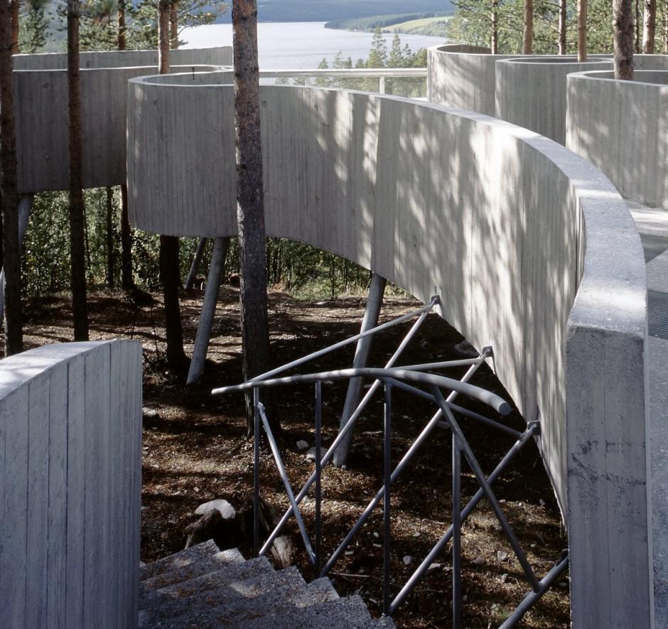 Смотровая площадка Карла-Вигго Хёльмебакка: виды Норвегии