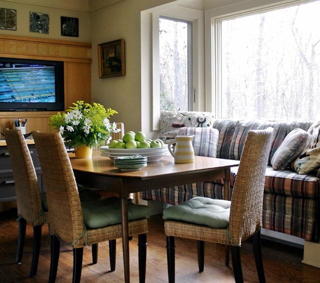 Как сделать диванчик для кухни своими руками 659