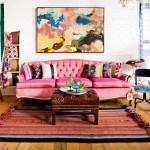 75 эксцентричных идей бохо-стиля в интерьере: вычурная роскошь и абсолютная свобода (фото) фото