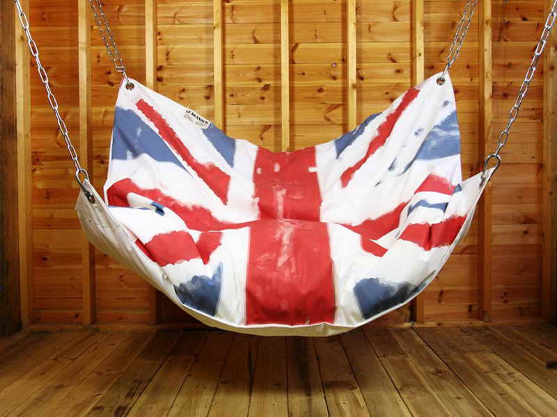 Кресло гамак своими руками фото