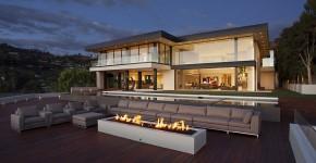Резиденция Sunset Strip с потрясающим видом на Лос-Анджелес фото