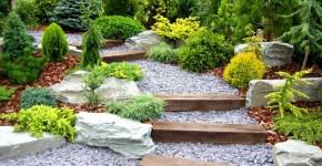 Ландшафтный дизайн дачного участка: 60 воплощений зеленого рая своими руками (фото) фото