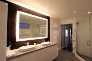 Фото 13 Зеркало в ванную комнату (65 фото): 6 подсказок о том, как определиться с выбором