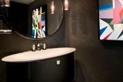 Фото 1 Зеркало в ванную комнату (65 фото): 6 подсказок о том, как определиться с выбором