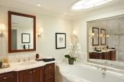 Фото 18 Зеркало в ванную комнату (65 фото): 6 подсказок о том, как определиться с выбором