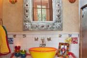 Фото 22 Зеркало в ванную комнату (65 фото): 6 подсказок о том, как определиться с выбором