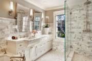Фото 23 Зеркало в ванную комнату (65 фото): 6 подсказок о том, как определиться с выбором