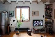 Фото 40 Стиль лофт в интерьере: 85 трендовых идей для тех, кто любит пространство и эксперименты