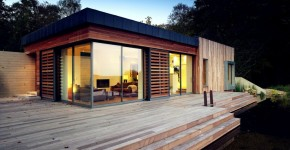 New Forest House от студии PAD: экологичность и энергоэффективность фото