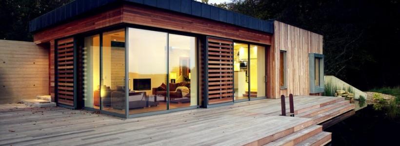 New Forest House от студии PAD: экологичность и энергоэффективность