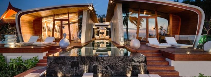 Iniala Beach House: сочетание роскоши и высококлассного дизайна