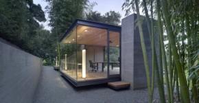 Чайные домики: вариант для Силиконовой Долины фото