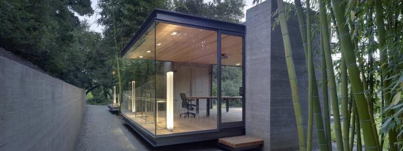 Чайные домики: вариант для Силиконовой Долины