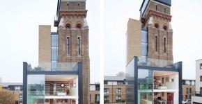 Превратить водонапорную башню в элитное жилье: миссия выполнима фото