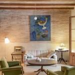 Дом для писателя в Эшампле: здесь живет вдохновение фото
