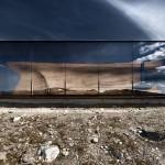 Обзорный павильон от Snohetta Architects: шедевр на высоте 1200 м фото