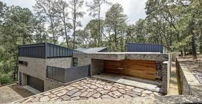 Дома для двух братьев Casa ММ Casa: две индивидуальности в общем стиле фото