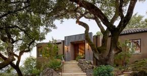 Новый средиземноморский дом: как это сделано в Калифорнии фото