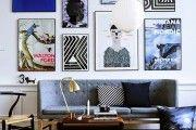 Фото 6 Выбираем картины для интерьера: 50+ идей размещения постеров, диптихов и репродукций