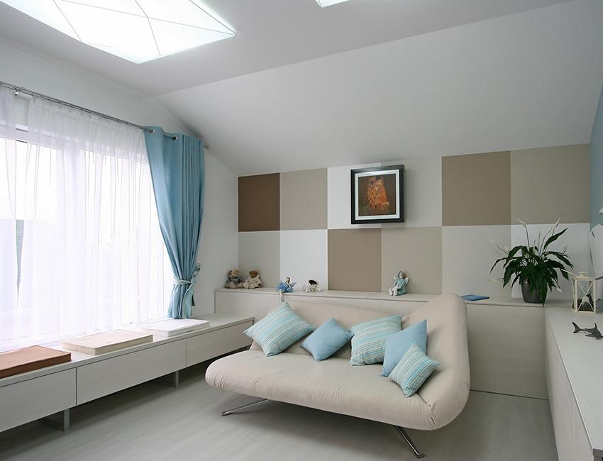 Адаптируйте диван под Ваши потребности, изменяя положение отдельных частей