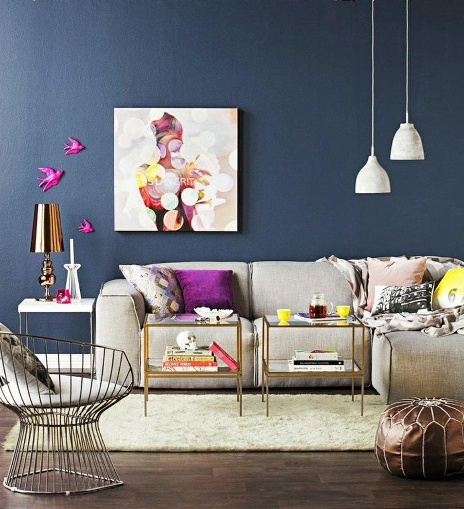 1010 - Краска для стен: (40 фото) палитра душевного равновесия
