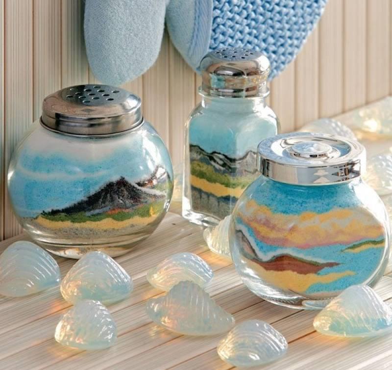 Своими руками соль для ванной