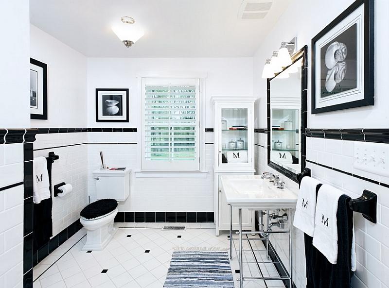 Фото 29 - Ванная комната будет казаться больше, если доминирующим цветом будет белый