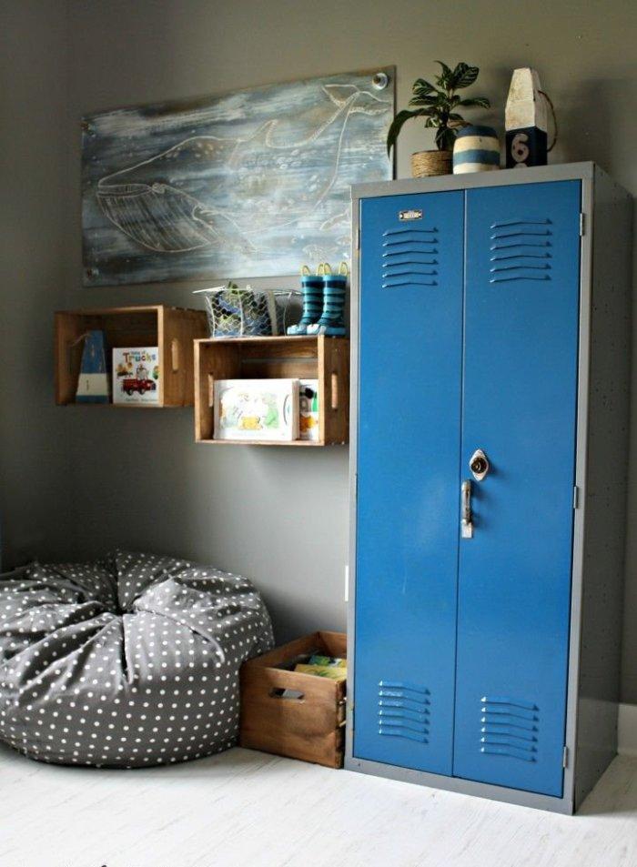 Комбинируя мебель из разных стилей, можно создать интересный непринужденный интерьер