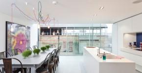 Освещение на кухне (50 фото): принципы правильной организации фото