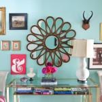 Краска для стен: (40 фото) палитра душевного равновесия фото
