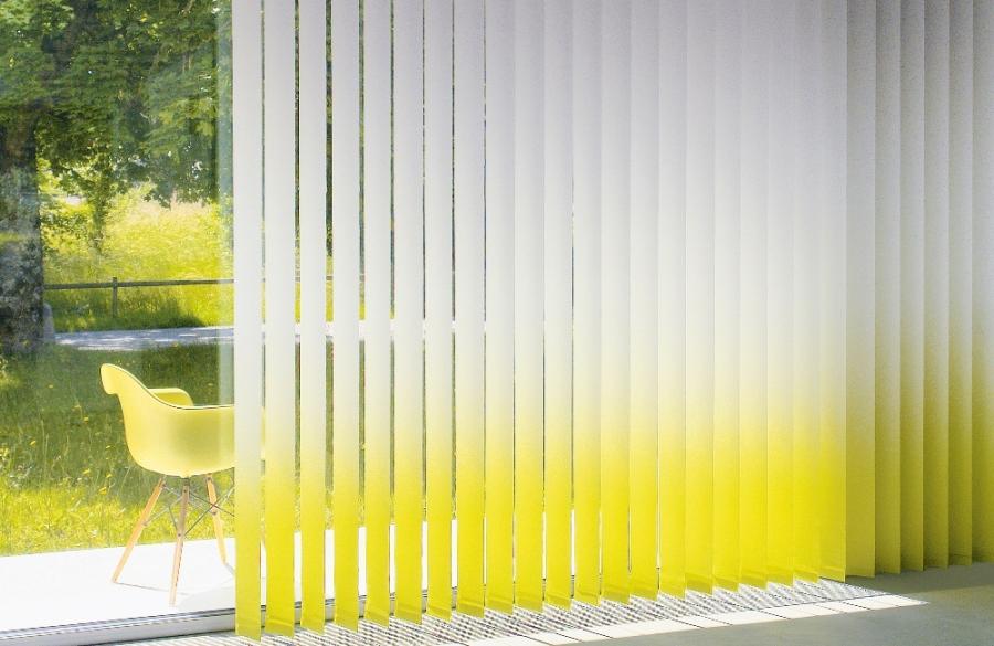 Фото 3 - Переход цвета от белого к желтому
