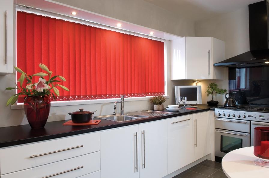 Фото 7 - Удобное использование жалюзи на кухне