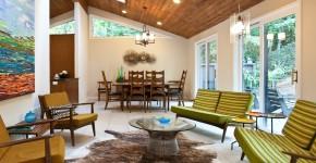 Деревянный потолок (46 фото): создаем уют и теплоту в доме фото