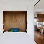 Откидная кровать, встроенная в шкаф (57 фото) : особенности механизма, плюсы и минусы фото