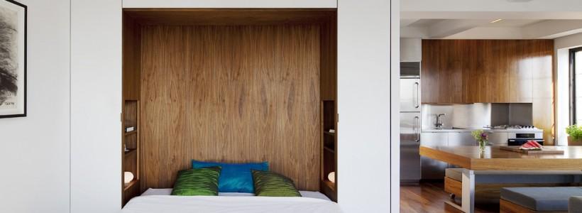 Откидная кровать, встроенная в шкаф (57 фото) : особенности механизма, плюсы и минусы