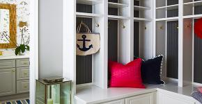 Угловые шкафы в прихожую: как оптимально использовать пространство и 65+ идей для интерьера фото