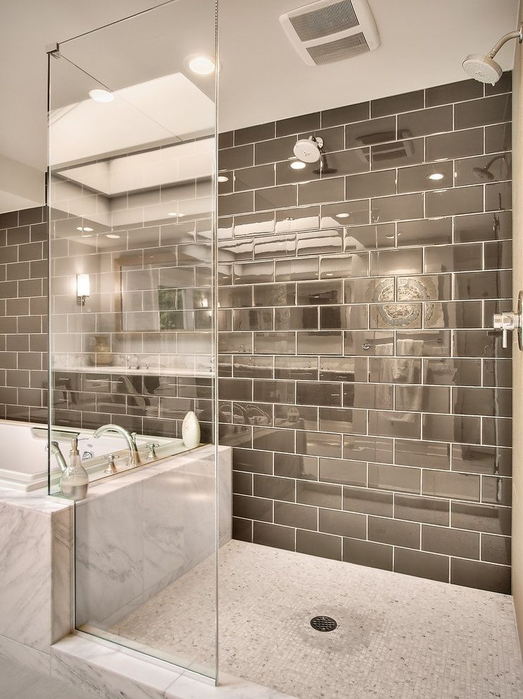 Вентиляция является неотъемлемой частью хорошей ванной комнаты