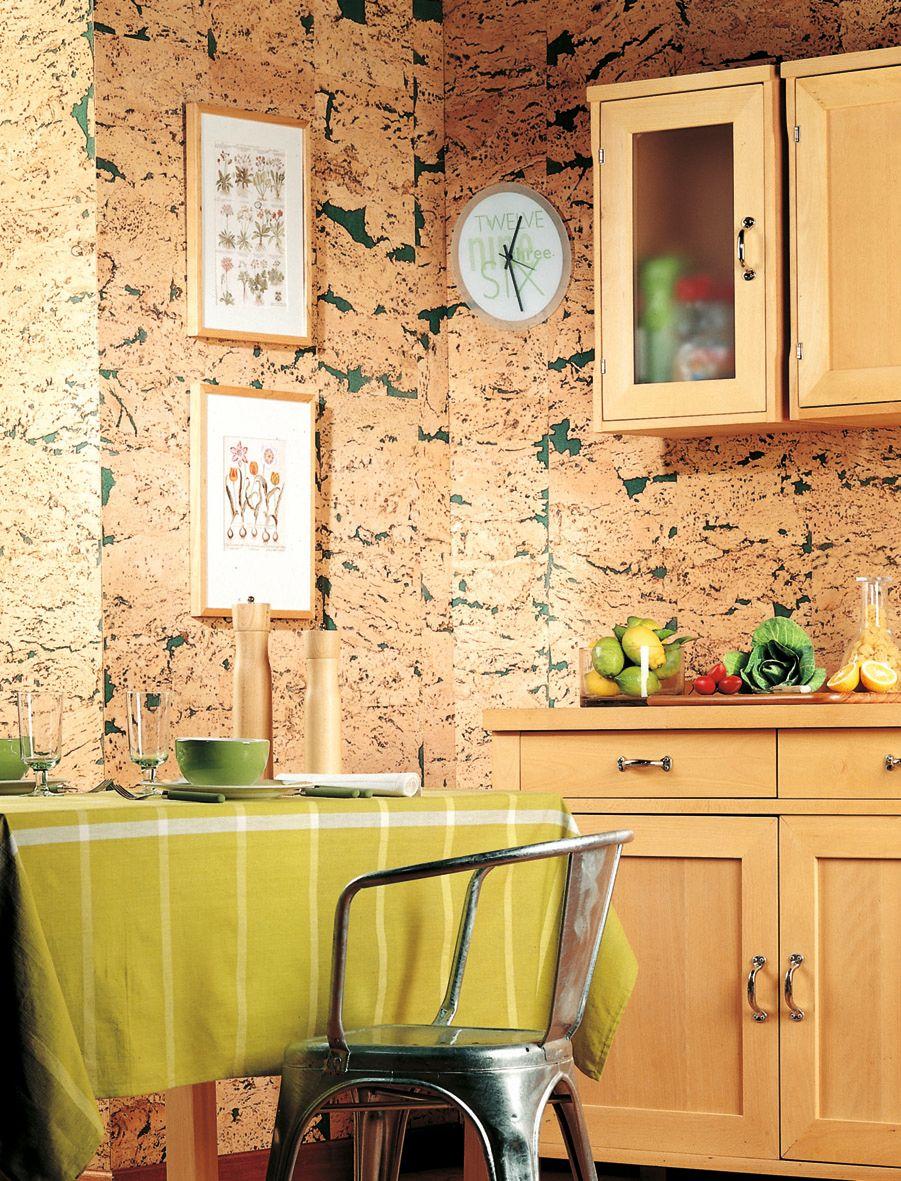 Создайте необычный и теплый интерьер на Вашей кухне