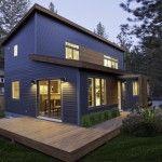 Дачные домики своими руками (проекты, фото): это вам под силу фото